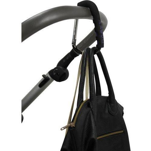 Uniwersalny hak, zaczep do wózka dooky - black t-xp-126923 marki Xplorys