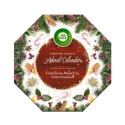 Air wick kalendarz adwentowy 24 świeczki zapachowe marki Reckitt benckiser