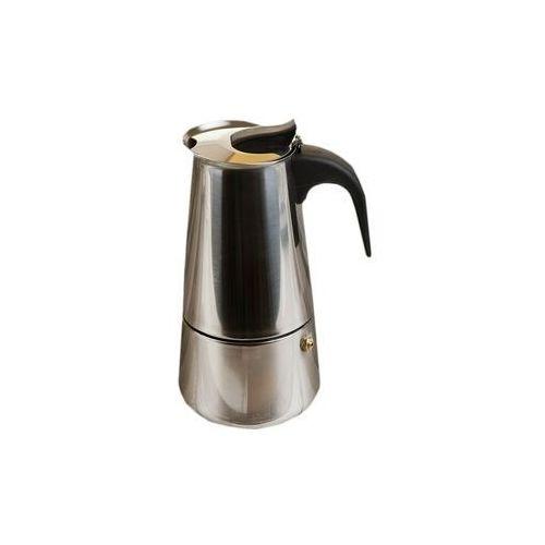 Home Kawiarka do kawy espresso 9 osoby stal nierdzewna