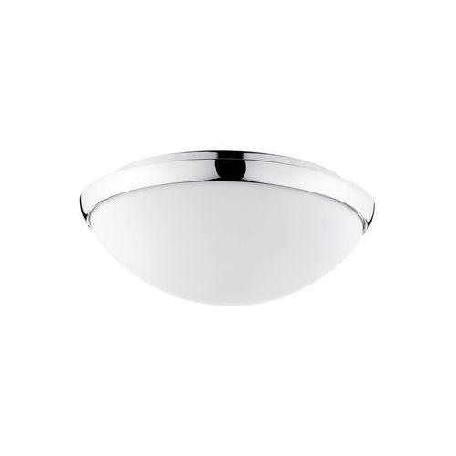 Lampa sufitowa łazienkowa Paulmann Polar 70466, LED wbudowany na stałe, 1 x 14 W, IP44, 230 V, 30 cm x 10 cm, chrom, opal, Polar