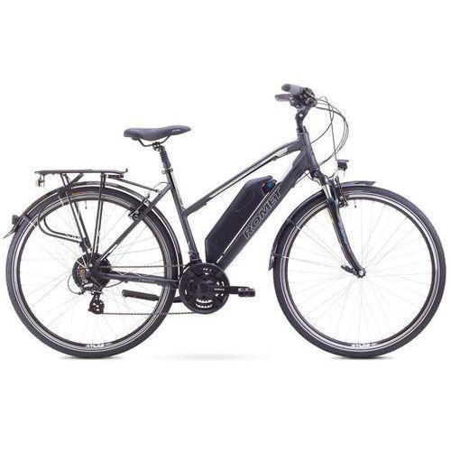 Rower Elektryczny Romet E-GEN T20 D (czarny)
