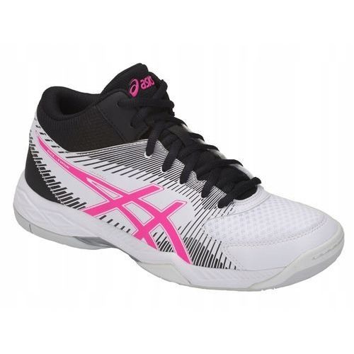 4a666bdc89558 Damskie obuwie sportowe · DAMSKIE BUTY SIATKARSKIE ASICS GEL-TASK MT  B753Y-100 BIAŁY RÓŻOWY 40