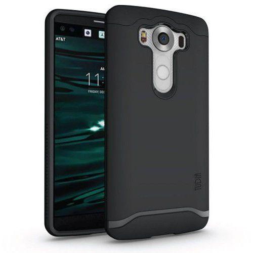 TUDIA MERGE LG V10 MATTE BLACK - sprawdź w wybranym sklepie