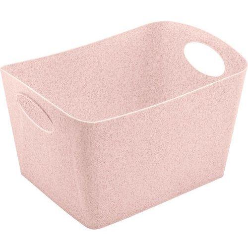 Koziol Pojemnik organic boxxx s różowy