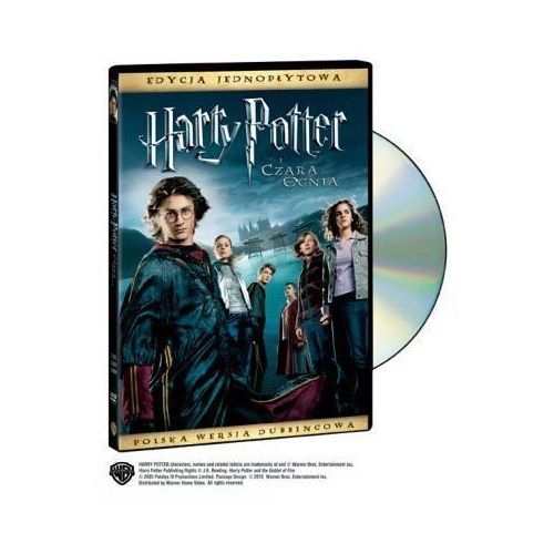 Galapagos films Harry potter i czara ognia (1d)  7321909593886 (7321909593886)
