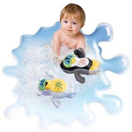Dumel Polarne zwierzątka do kąpieli, 2 rodzaje