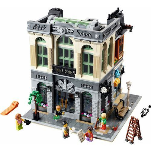 Lego CREATOR Brick bank modular houses 10251