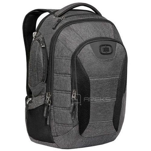 bandit plecak miejski na laptopa 17'' / ciemnoszary - dark static marki Ogio