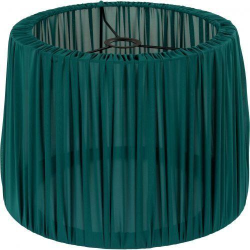 abażur zielony szyfon 8716