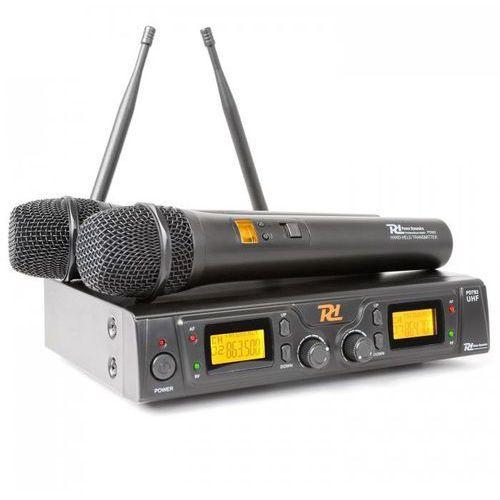 PD781 bezprzewodowy 2 x 8-kanałowy system mikrofonowy UKF (8715693274028)