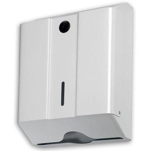 Pojemnik (podajnik) zz med lcp0105 na ręczniki papierowe w listkach marki Faneco