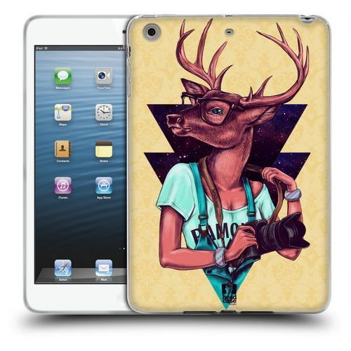 Head case Etui silikonowe na tablet - animals in fashion caribou