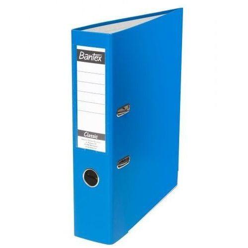 Segregator dźwigniowy a4 bantex classic pp 7,5 cm niebieski marki Hamelin