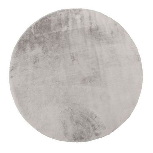 Multidecor Dywan okrągły bella 80 cm szary (5907736272471)