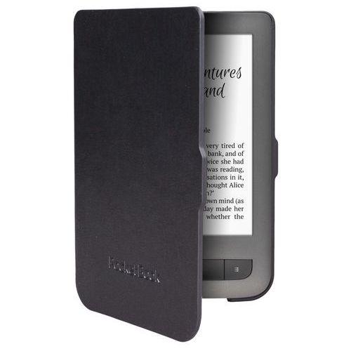 Pocketbook Etui shell jpb626(2)-bs-p czarny (7640152094583)