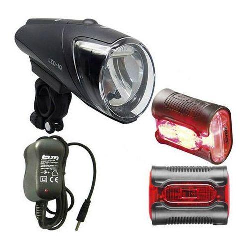 Busch Müller Ixon Iq Ixback Senso Usb Zestaw Oświetlenia