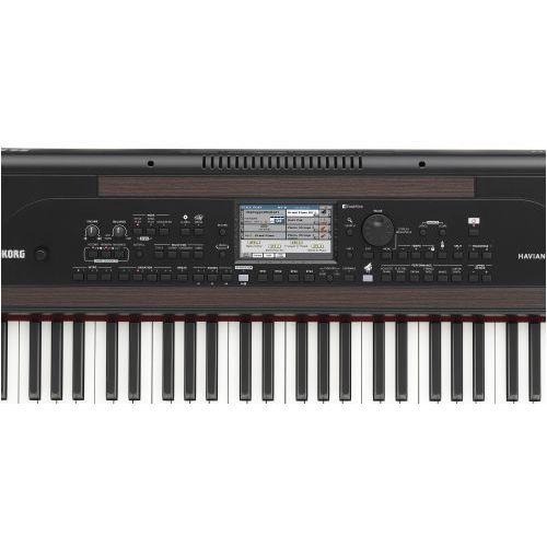 Korg havian 30 pianino cyfrowe z aranżerem. Najniższe ceny, najlepsze promocje w sklepach, opinie.