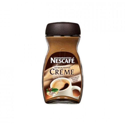 Kawa Nestle Sensazione Creme słoik 200g