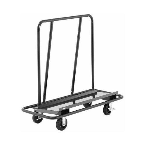wózek transportowy - płytowy - 500 kg msw-wdh-500 - 3 lata gwarancji marki Msw