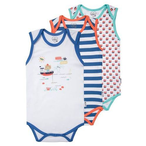 Gelati Kidswear THE 7 SEAS 3 PACK Body multicolor