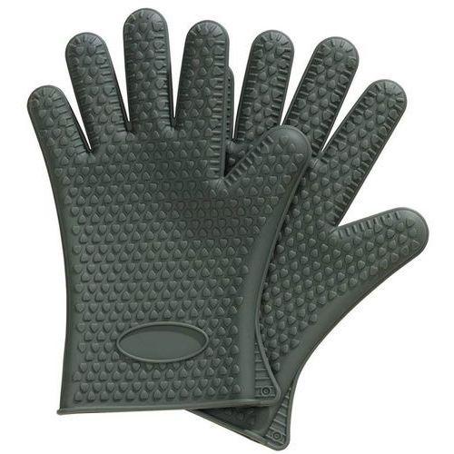 Silikonowe rękawice kuchenne - 2 sztuki w komplecie, WENKO (4008838237670)