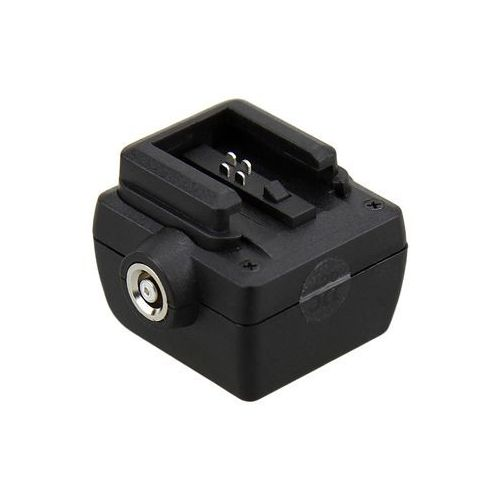 JJC Adapter do mocowania lamp Canon/Nikon na stopkach Sony/Minolta