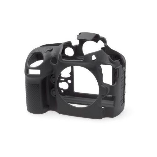 EasyCover osłona gumowa dla Nikon D800/D800E czarna