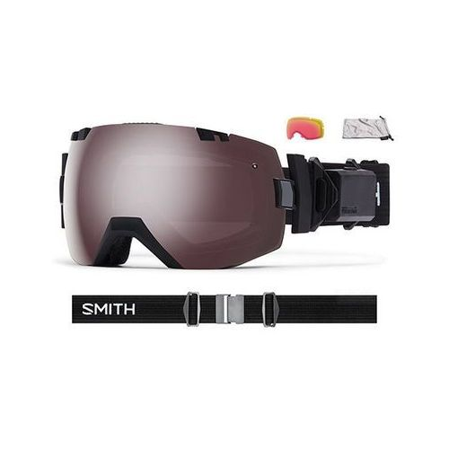 Gogle narciarskie smith i/ox turbo fan il5ibk16 marki Smith goggles
