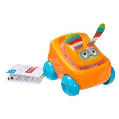Fisher price Bebo muzyczne samochodziki, pomarańczowy