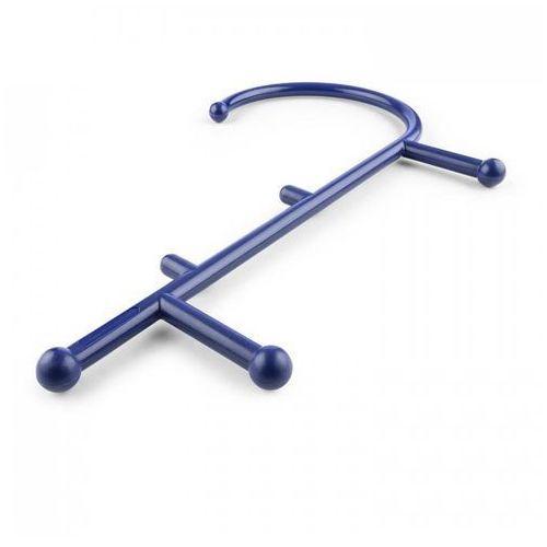 Capital sports Mr trigger hak do masażu punktów spustowych 6 wypustek masażowych nylon kolor niebieski