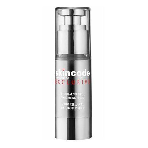 Skincode Skicode exclusive serum zapobiegające zmarszczkom, regenerujące komórki skóry 30ml
