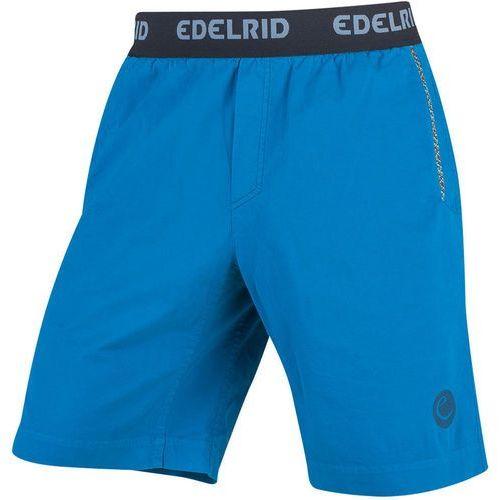 Edelrid Legacy II Spodnie krótkie Mężczyźni niebieski L 2018 Szorty wspinaczkowe (4052285674366)