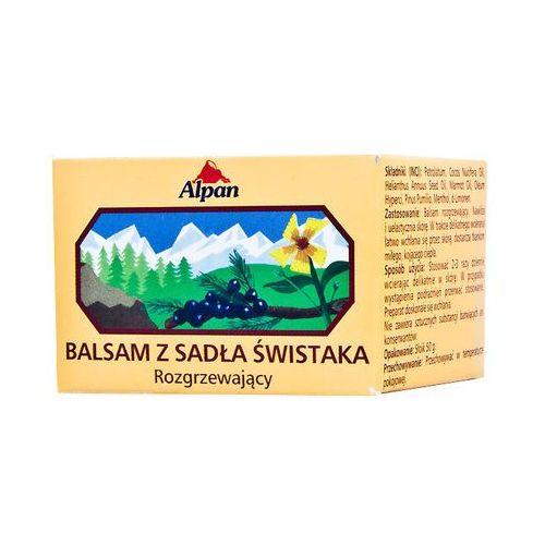 Balsam Balsam z sadla swistaka x 50ml /Alpine Herbs