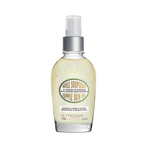 L'OCCITANE Almond Supple Skin Oil Olejek do ciała BOIL 100 ml Dla Pań
