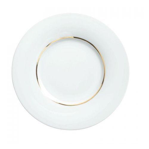 Kahla - Magic Grip Dîner Line of Gold - talerz obiadowy (średnica: 27 cm) (4043982258959)