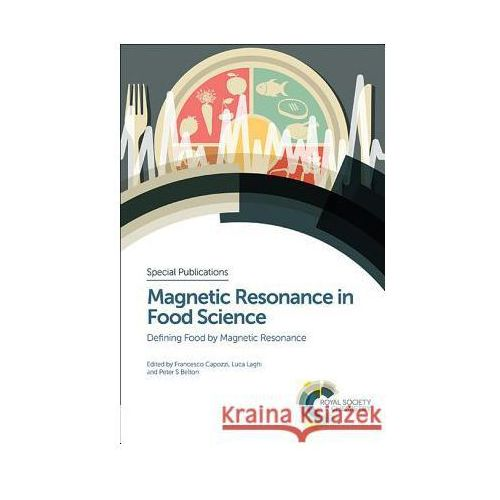 Magnetic Resonance in Food Science, Royal Society of Chemistry