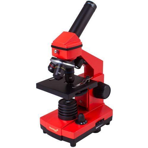 Levenhuk Mikroskop rainbow 2l plus pomarańczowy + zamów z dostawą jutro! + darmowy transport!