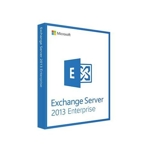 Exchange server enterprise 2013 64-bit marki Microsoft