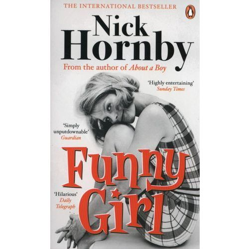Funny Girl. Miss Blackpool, englische Ausgabe, Hornby Nick