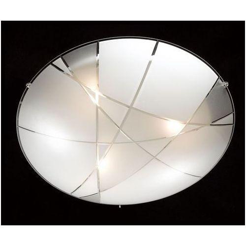 Italux Plafon lampa sufitowa arcana c29366yk-3 kinkiet oprawa ścienna nowoczesna do łazienki biała (5900644405030)