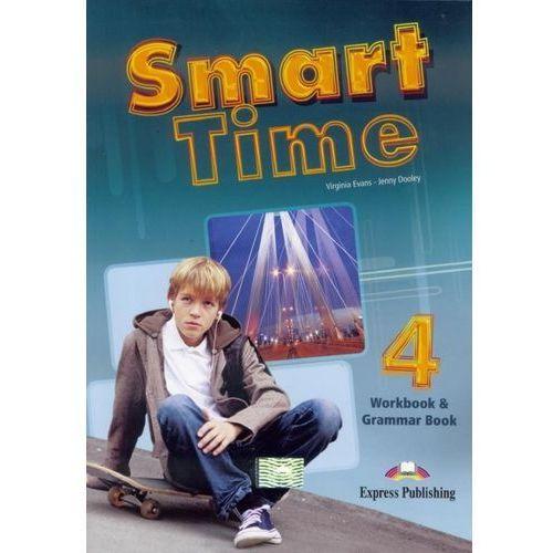 Smart Time 4. Ćwiczenia + Grammar Book, Express Publishing