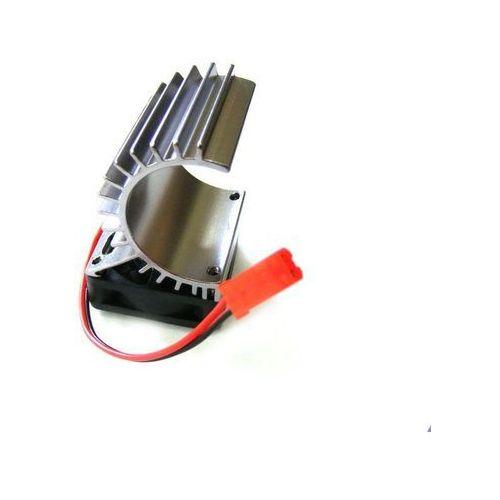 Radiator z wentylatorem do silników klasy 380-400 marki Hsp