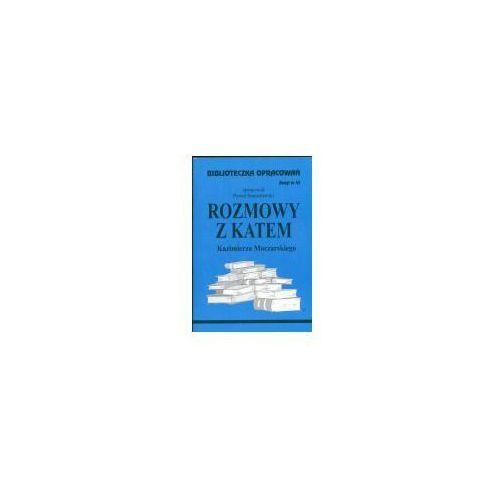 Biblioteczka opracowań nr 045 Rozmowy z katem, Biblios