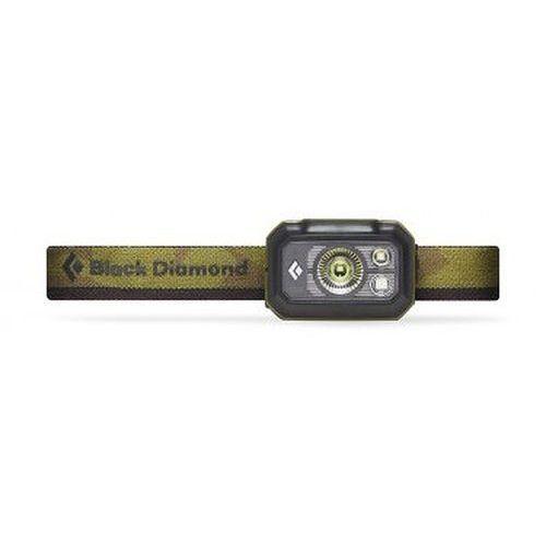 Black diamond storm 375 latarka czołowa, dark olive 2019 latarki czołowe