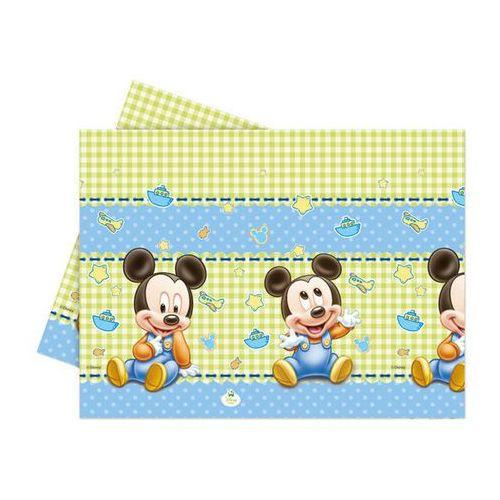 Obrus urodzinowy Mały Mickey - 120 x 180 cm - 1 szt. - sprawdź w wybranym sklepie