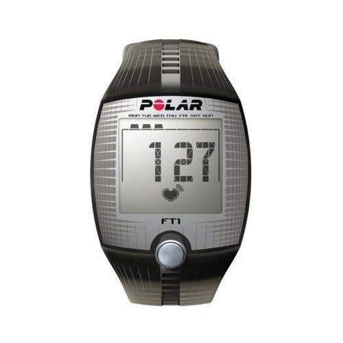 Zegarek sportowy  ft1 czarny marki Polar
