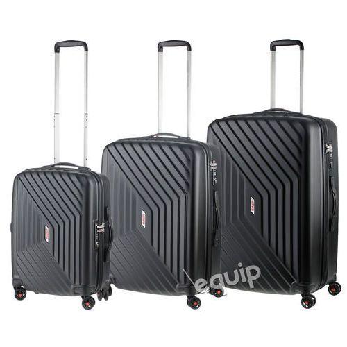 Zestaw walizek  air force 1 - czarny wyprodukowany przez American tourister