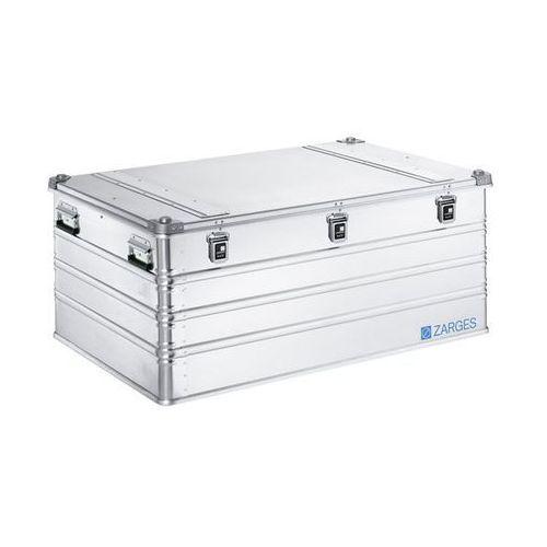 Aluminiowa skrzynka transportowa, poj. 414 l, dł. x szer. x wys. wewn. 1150x750x