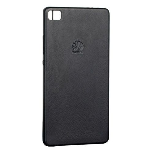 HUAWEI Etui Protective Case Czarne do Huawei P8 (skóra)   51991162 - Czarny