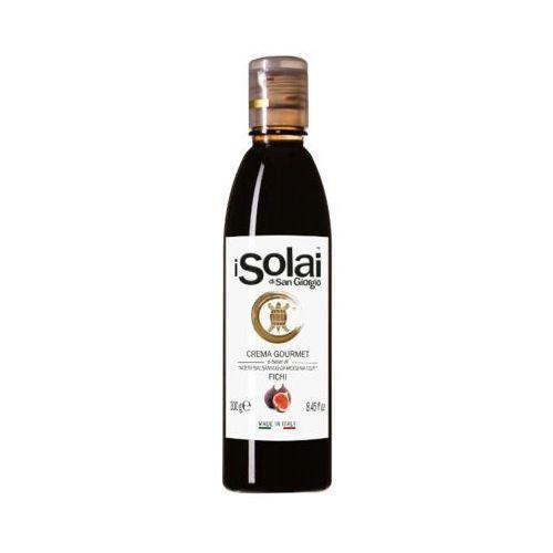 I SOLAI 300g Przyprawa na bazie octu balsamicznego z Modeny z sokiem z fig